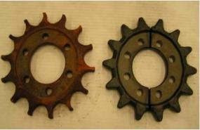 Sprocket Wear